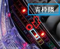 仮面ライダーV3 潜伏確変ランプ