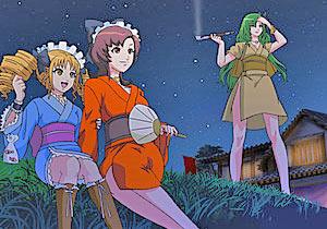 幕末メイドル騎士-スロット画像2