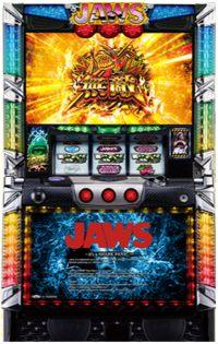 パチスロ JAWS 筐体